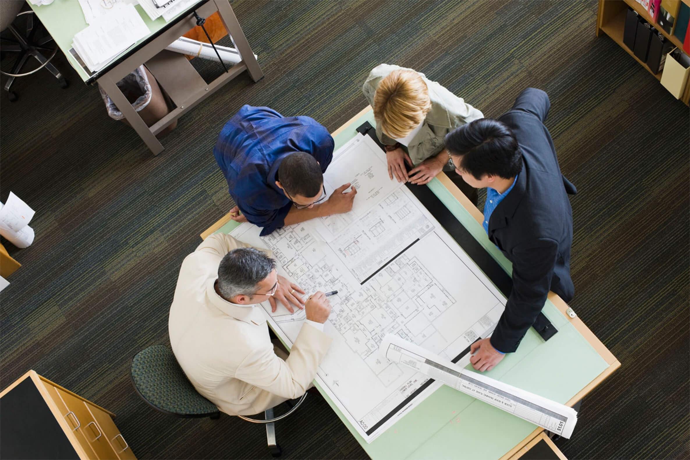 Trưởng nhóm Quản lý Thiết kế Hạ tầng